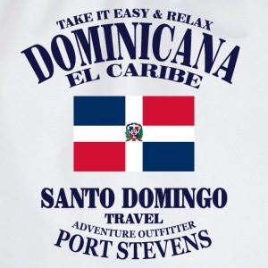 Dominican Republic Top - Sacca sportiva