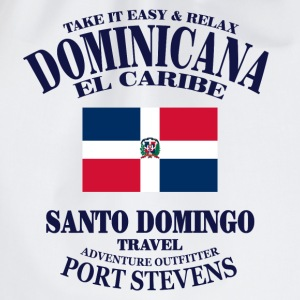Dominican Republic T-shirts - Gymtas
