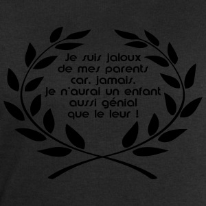 jaloux de mes parents Tee shirts - Sweat-shirt Homme Stanley & Stella