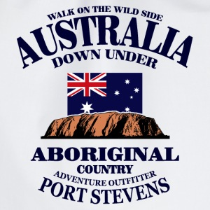 Ayers Rock - Australia Flag Sweaters - Gymtas