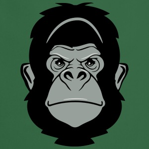 Gorilla ape cool T-Shirts - Cooking Apron