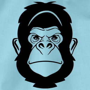 Gorilla ape cool T-Shirts - Drawstring Bag