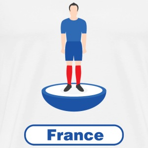 France Football - Men's Premium T-Shirt