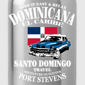 Dominican Republic T-Shirts - Trinkflasche