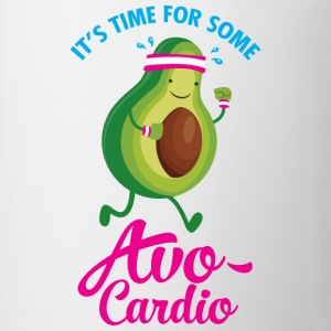It\\\'s Time For Some Avo Cardio T-Shirts - Mug