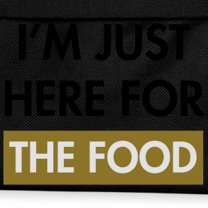 I'm just here for the food T-Shirts - Kids' Backpack