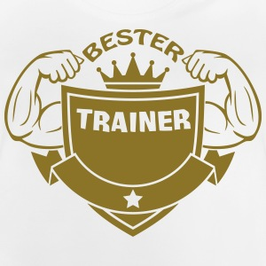 Bester trainer T-Shirts - Baby T-Shirt