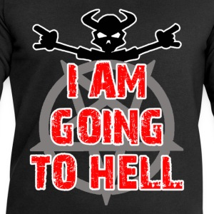 Going to hell - Slim fit - Herresweatshirt fra Stanley og Stella