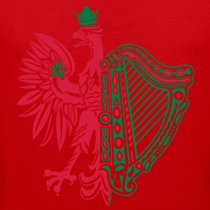 Irish Polish - Men's Premium Tank Top