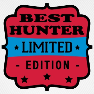 Best hunter limited edition Camisetas - Gorra béisbol