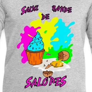 Salut bande de salopes! - Sweat-shirt Homme Stanley & Stella