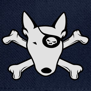 PIRATE Bullterrier T-Shirts - Snapback Cap