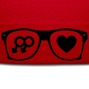 glasses gay T-Shirts - Winter Hat