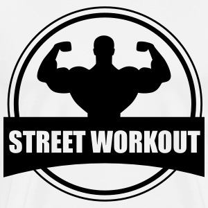 STREET WORKOUT Vêtements de sport - T-shirt Premium Homme