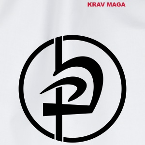 KRAV MAGA -  Martial Arts collection - Drawstring Bag