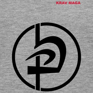 KRAV MAGA -  Martial Arts collection - Men's Premium Longsleeve Shirt