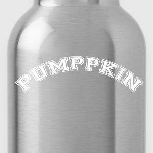 Pumpkin - Water Bottle
