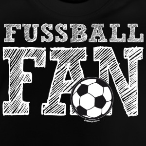 Fussball Fan - Baby T-Shirt