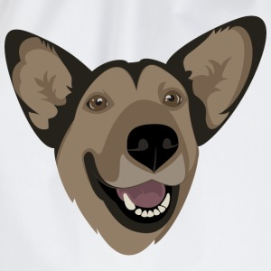 German Shepherd T-shirts - Sportstaske