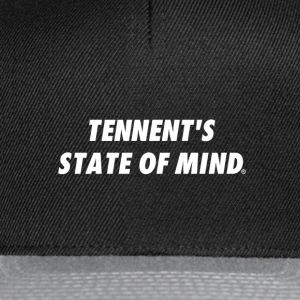 TENNENTS STATE OF MIND ORIGINALS BRAND WHITE - Snapback Cap