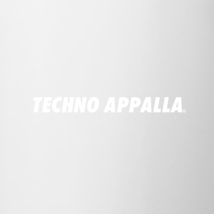 TECHNO APPALLA ORIGINALS NEW BRAND WHITE - Tazze bicolor