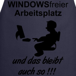 WindowsFree T-Shirts - Kochschürze