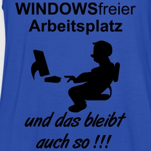 WindowsFree T-Shirts - Frauen Tank Top von Bella