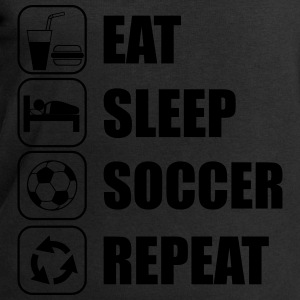Eat Sleep Soccer Repeat Sports wear - Men's Sweatshirt by Stanley & Stella