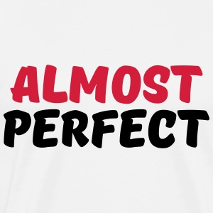 Almost perfect Långärmade T-shirts - Premium-T-shirt herr