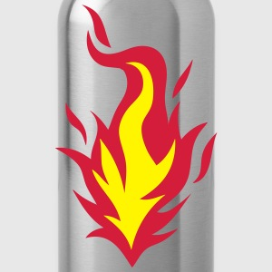 flamme feuer 91032 T-Shirts - Trinkflasche