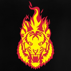 flamme feuer tiger 910 T-Shirts - Baby T-Shirt