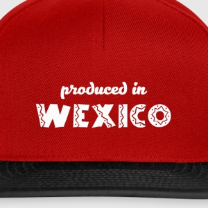 Produced in Wexico. - Snapback Cap
