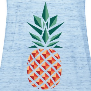 Pineapple (Geometric Style) T-Shirts - Frauen Tank Top von Bella