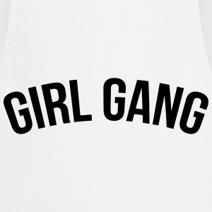 Girl gang Tee shirts - Tablier de cuisine
