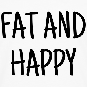 Fat - Chubby - Sport - Diet - Humor - Plump - Joke T-Shirts - Men's Premium Longsleeve Shirt