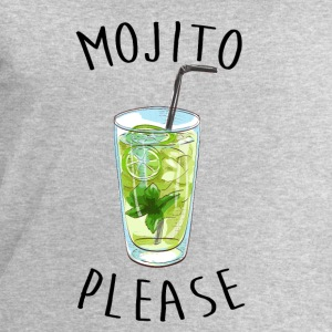 MOJITO PLEASE - Sweat-shirt Homme Stanley & Stella