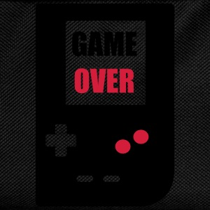 game over : Retro Gaming console T-shirts - Rugzak voor kinderen