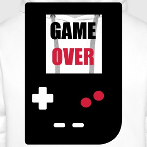 game over : Retro Gaming console T-Shirts - Men's Premium Hoodie