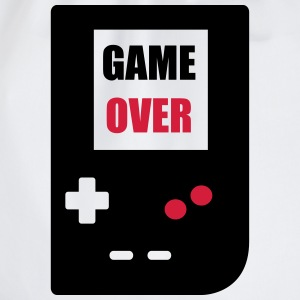 game over : Retro Gaming console Sportkleding - Gymtas
