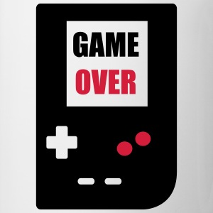 game over : Retro Gaming console Sports wear - Mug