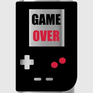 game over : Retro Gaming console Magliette - Borraccia