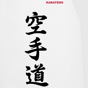 Karatedo-martial arts collection - Cooking Apron