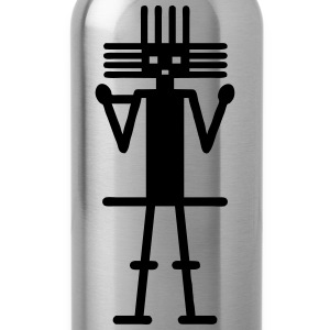 MAN OF ATACAMA (tribal collection) - Water Bottle