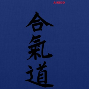 Aikido -martial arts collection - Tote Bag