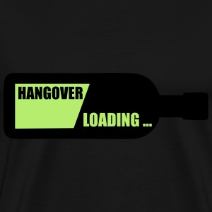 HANGOVER LOADING Sports wear - Men's Premium T-Shirt