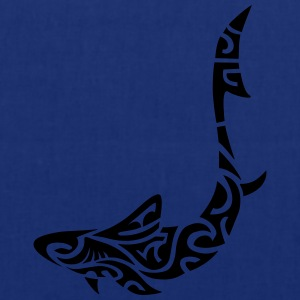 TAHITIAN SHARK (tribal collection) - Tote Bag