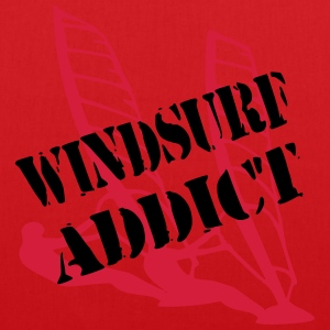 WINDSURF ADDICT Tee shirts - Tote Bag