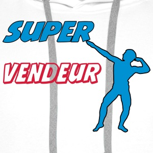Super vendeur T-Shirts - Men's Premium Hoodie