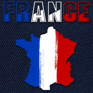france Tee shirts - Casquette snapback