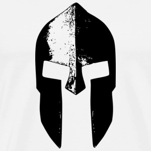 Spartan helm - Men's Premium T-Shirt